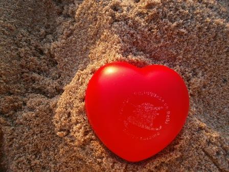 Núcleo de Cascais promoveu partilha de Reiki na Praia da Adraga