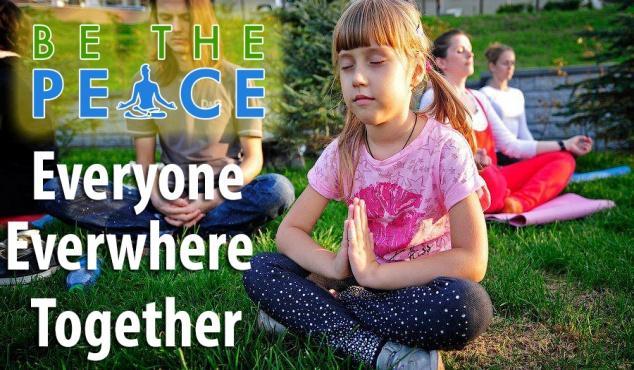 Celebrar o Dia Internacional da Paz com a APR