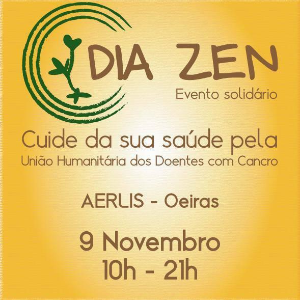 APR participa no Dia Zen – UHDC – dia 9 de novembro