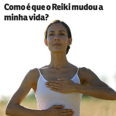"""""""O Reiki é um presente de Vida para a Vida"""""""