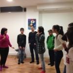 Reiki para jovens – a celebração do dia mundial da juventude em Guimarães