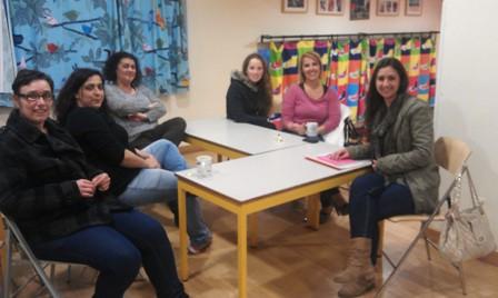 Núcleo do Estoril divulga Reiki junto de jovens mães