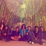 Juventude Positiva do Núcleo de Guimarães em ação