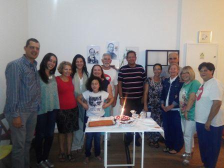 Celebração do VI aniversário da APR