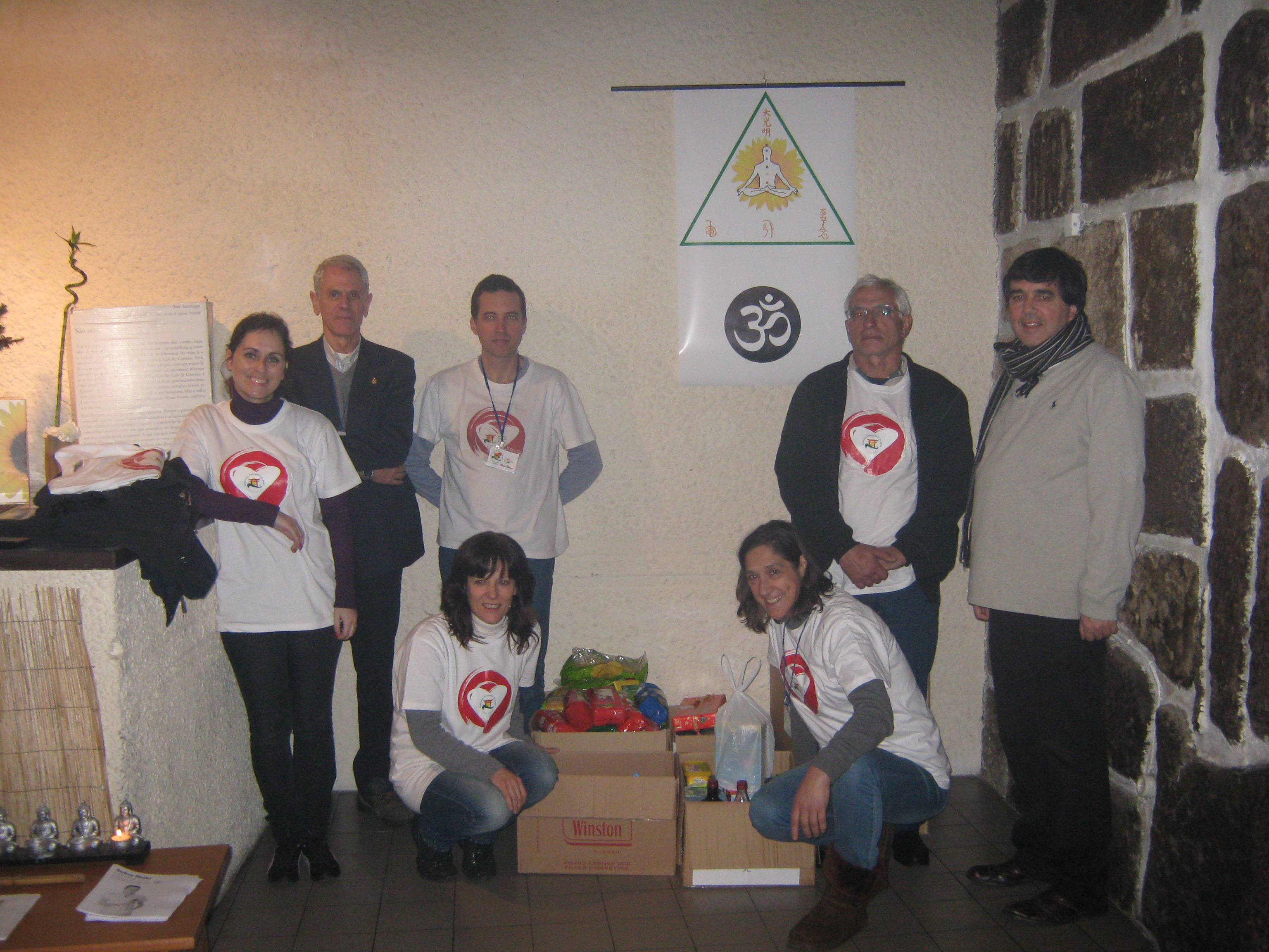 Reiki Solidário em Penafiel