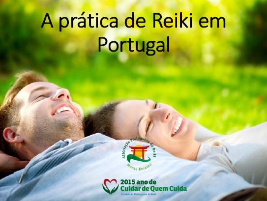 Inquérito sobre a prática de Reiki em Portugal