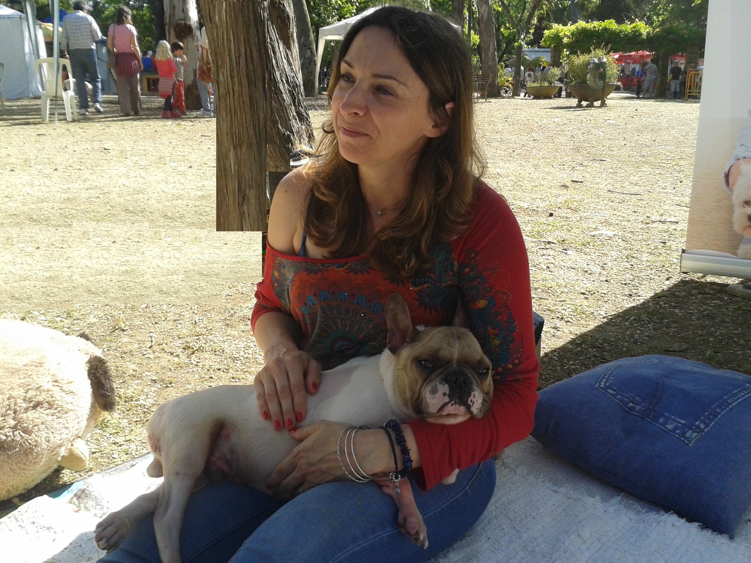 Espaço Reiki Animal e a APR na Feira Animal no Jardim de Oeiras