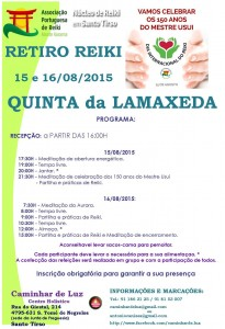 Dia Internacional do Reiki 2015 Núcleo  (15-08-2015)