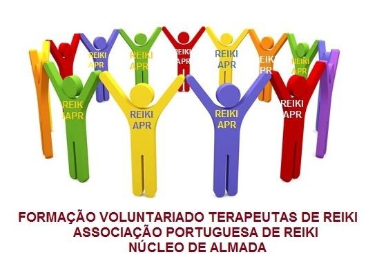 Grupo de Voluntários do Núcleo de Reiki de Almada deixam testemunhos sobre o Voluntariado