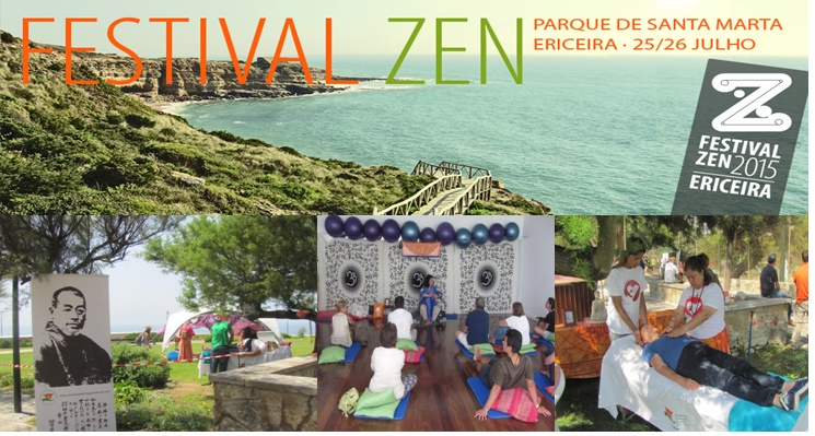Festival ZEN – Ericeira 2015 dias 25 e 26 de Julho