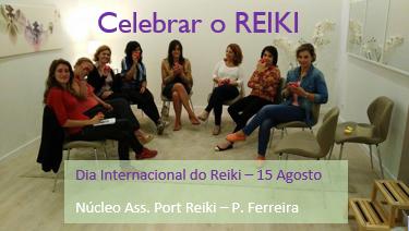 Núcleo APR Paços de Ferreira comemorou o Dia Internacional do Reiki