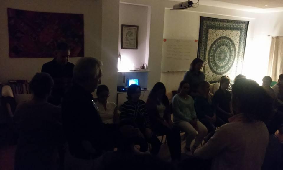 """""""Momentos com Reiki"""" no Núcleo de Braga da Associação Portuguesa de Reiki"""