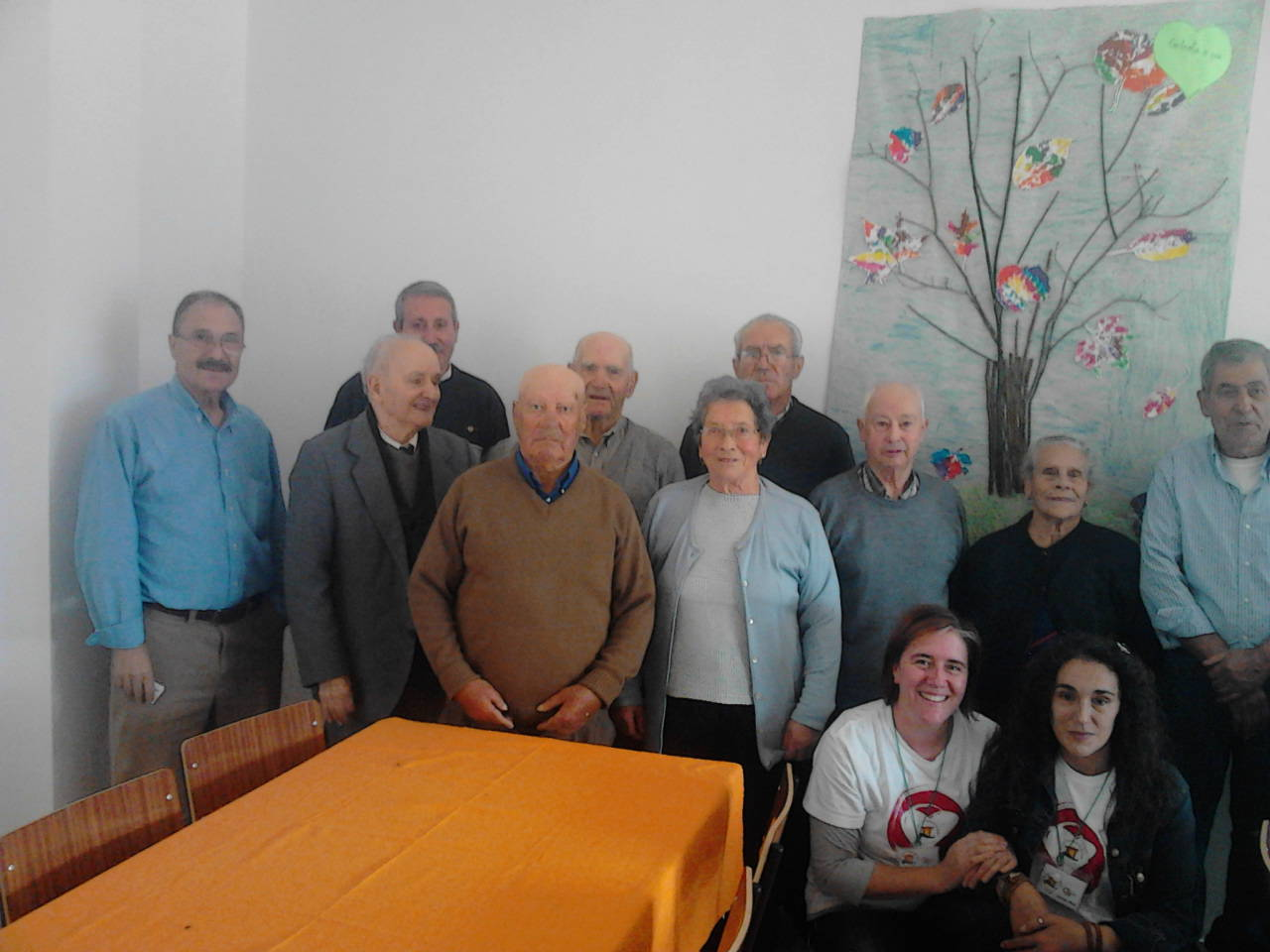 Voluntariado nas Termas São Vicente