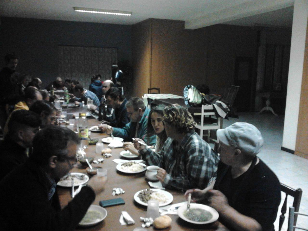 Jantar Solidário Casa Abrigo