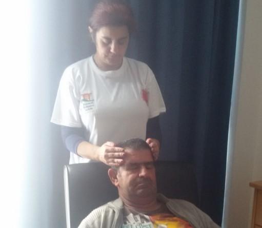 Voluntariado Reiki em centro de dia de Albufeira