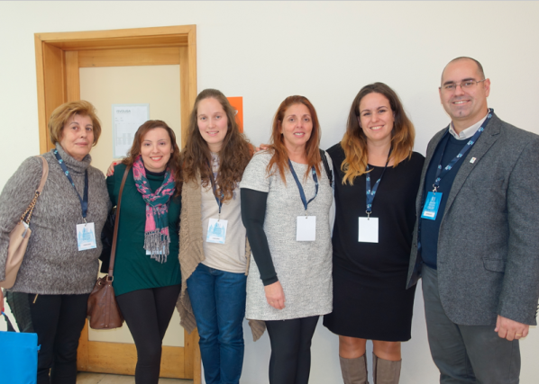 Projecto de Reiki apresentado nas VII Jornadas de Oncologia