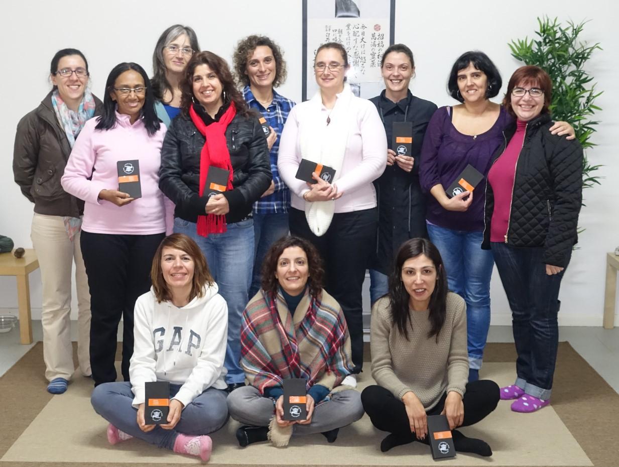 Reiki no Dia Internacional do Voluntário celebrado com curso preparatório