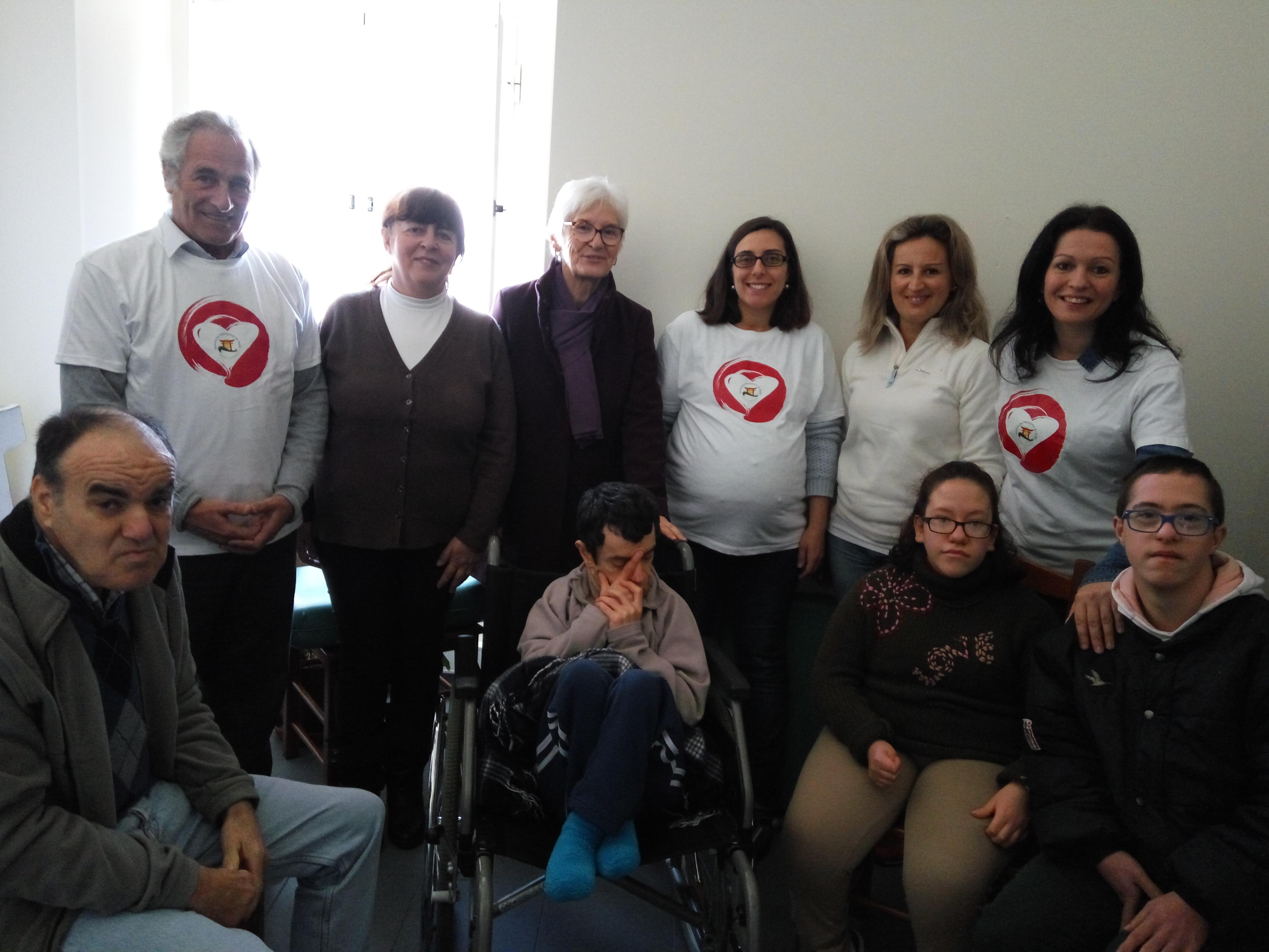 Projecto de Voluntariado Santa Casa da Misericórdia de Reguengos de Monsaraz