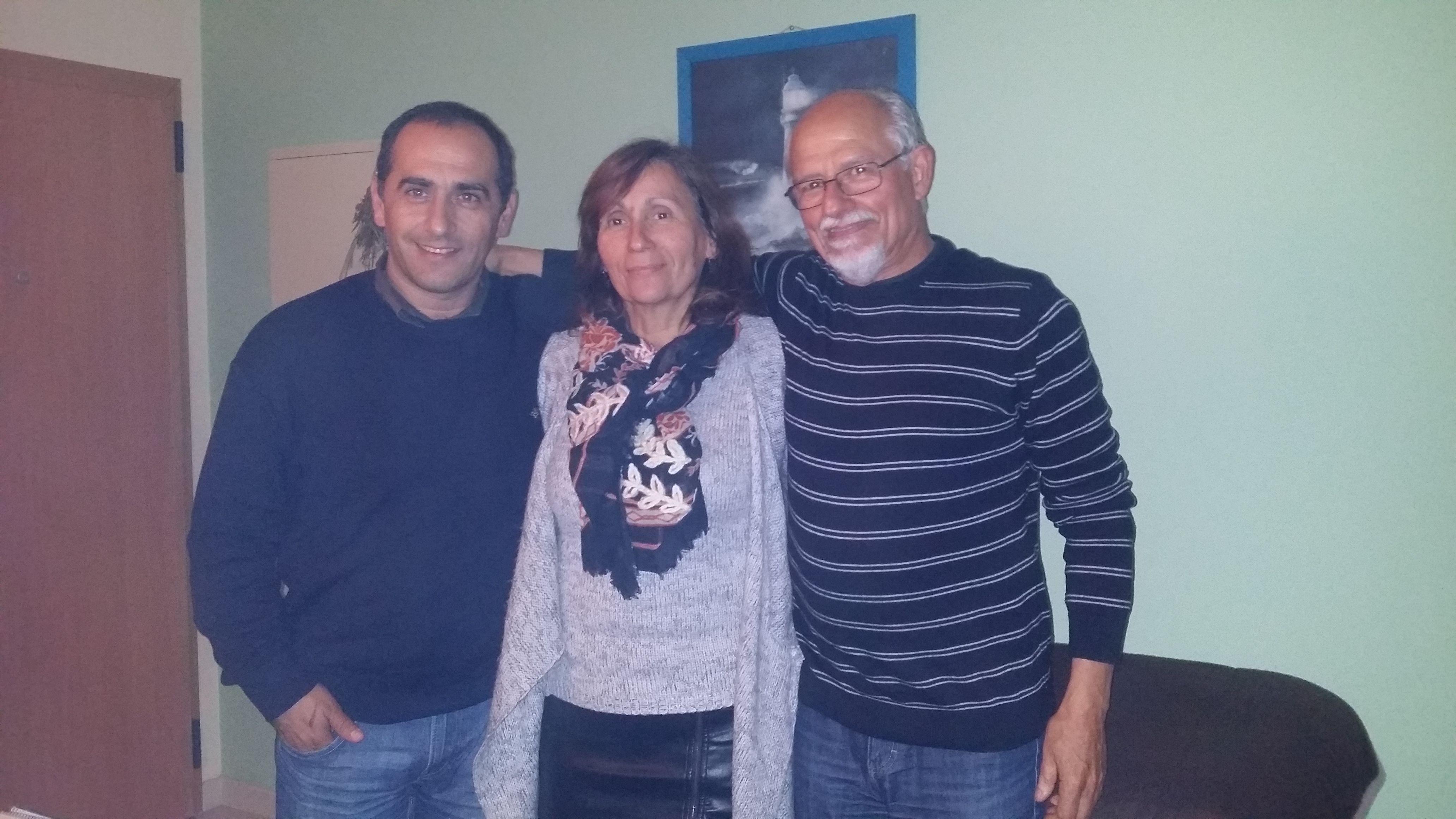 Encontro de Coordenadores no Algarve