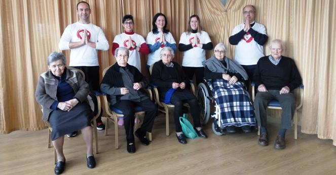Voluntariado de Reiki na Santa Casa da Misericórdia das Alcáçovas