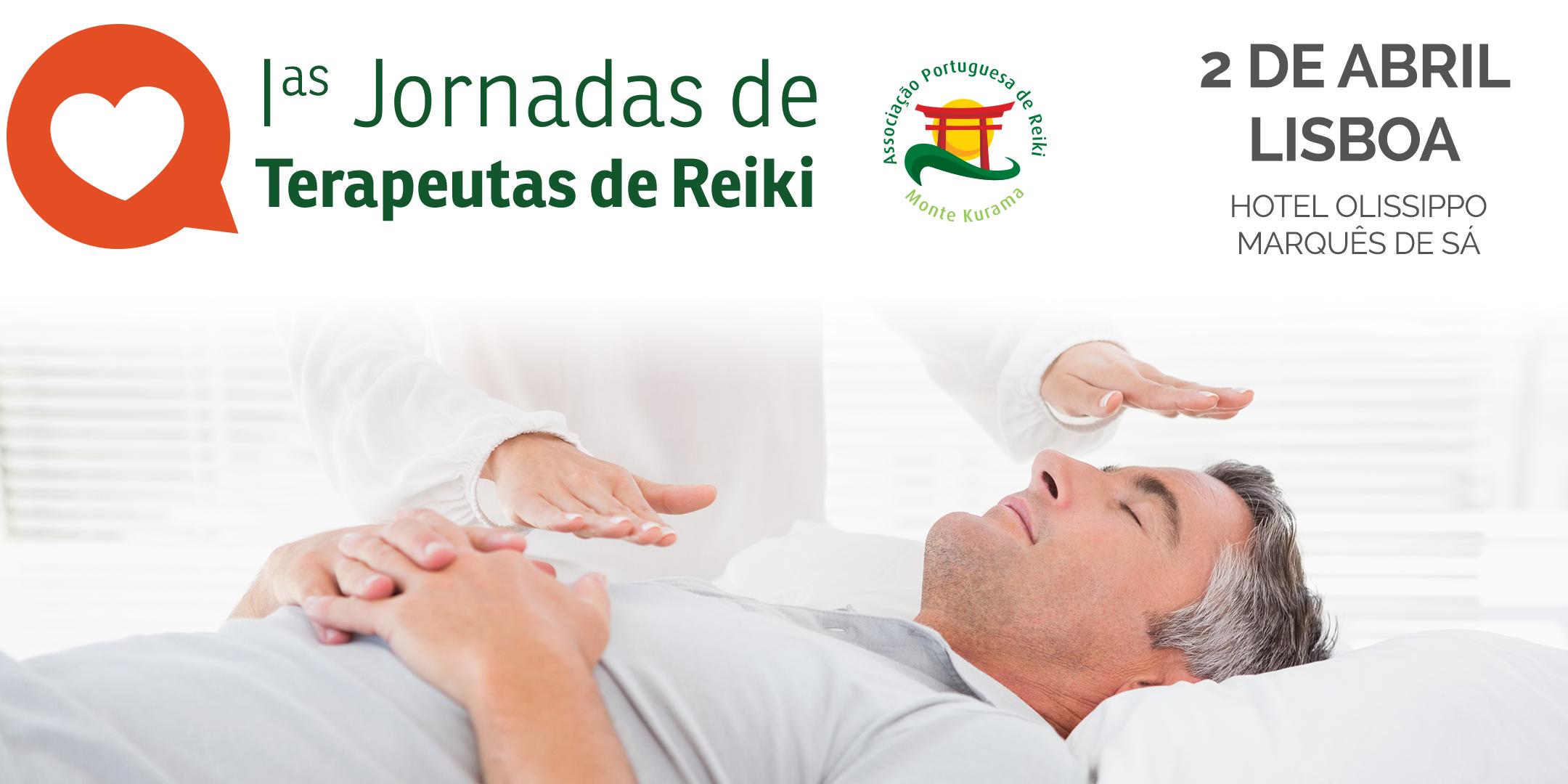 As 1as Jornadas de Terapeutas de Reiki um encontro de experiências e crescimento