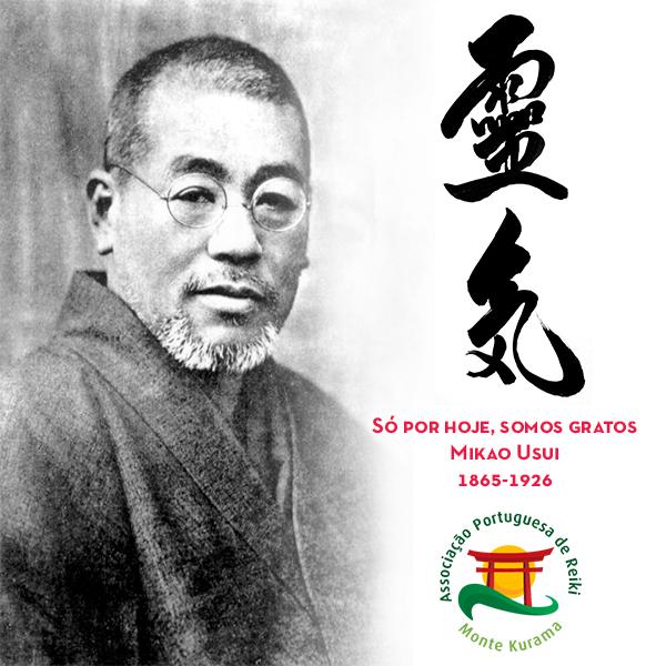 Dia 9 de Março – celebrar os ensinamentos do Usui Reiki Ryoho