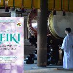 Reiki Guia para uma Vida Feliz, um caminho pela arte secreta de convidar a felicidade