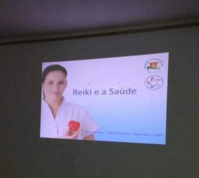Núcleo de Guimarães leva Reiki a junta de freguesia de Nespereira