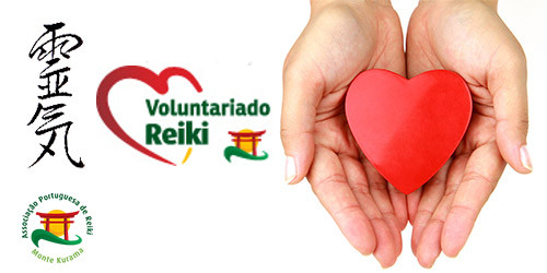 Voluntariado Reiki