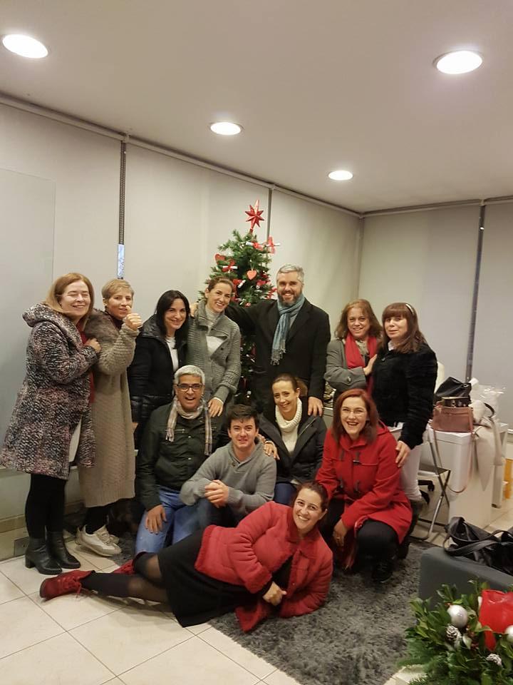 Recolha de alimentos no núcleo de Guimarães, entregues à Fraterna