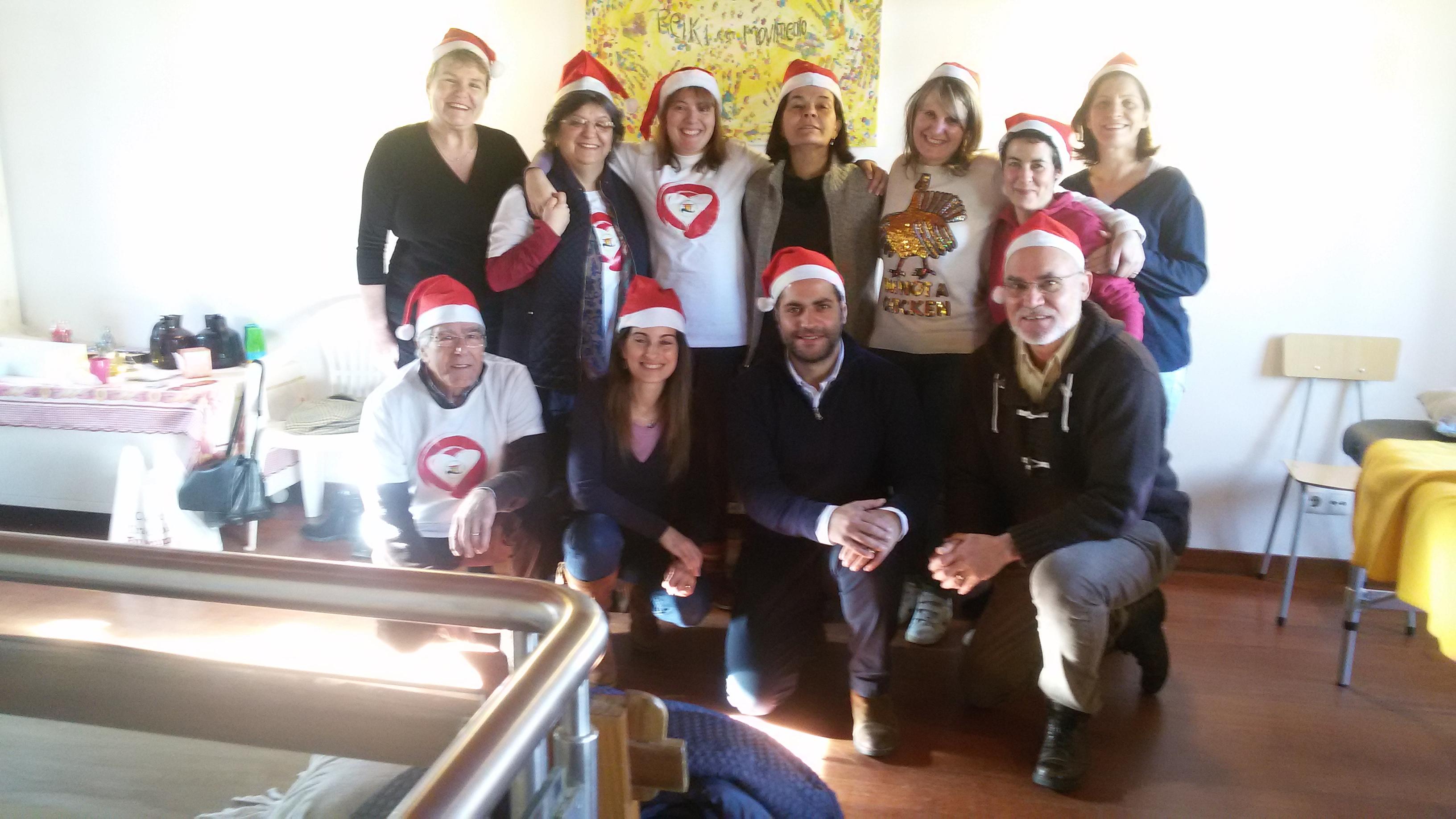 Partilha de Reiki Especial Natal /Campanha Solidária