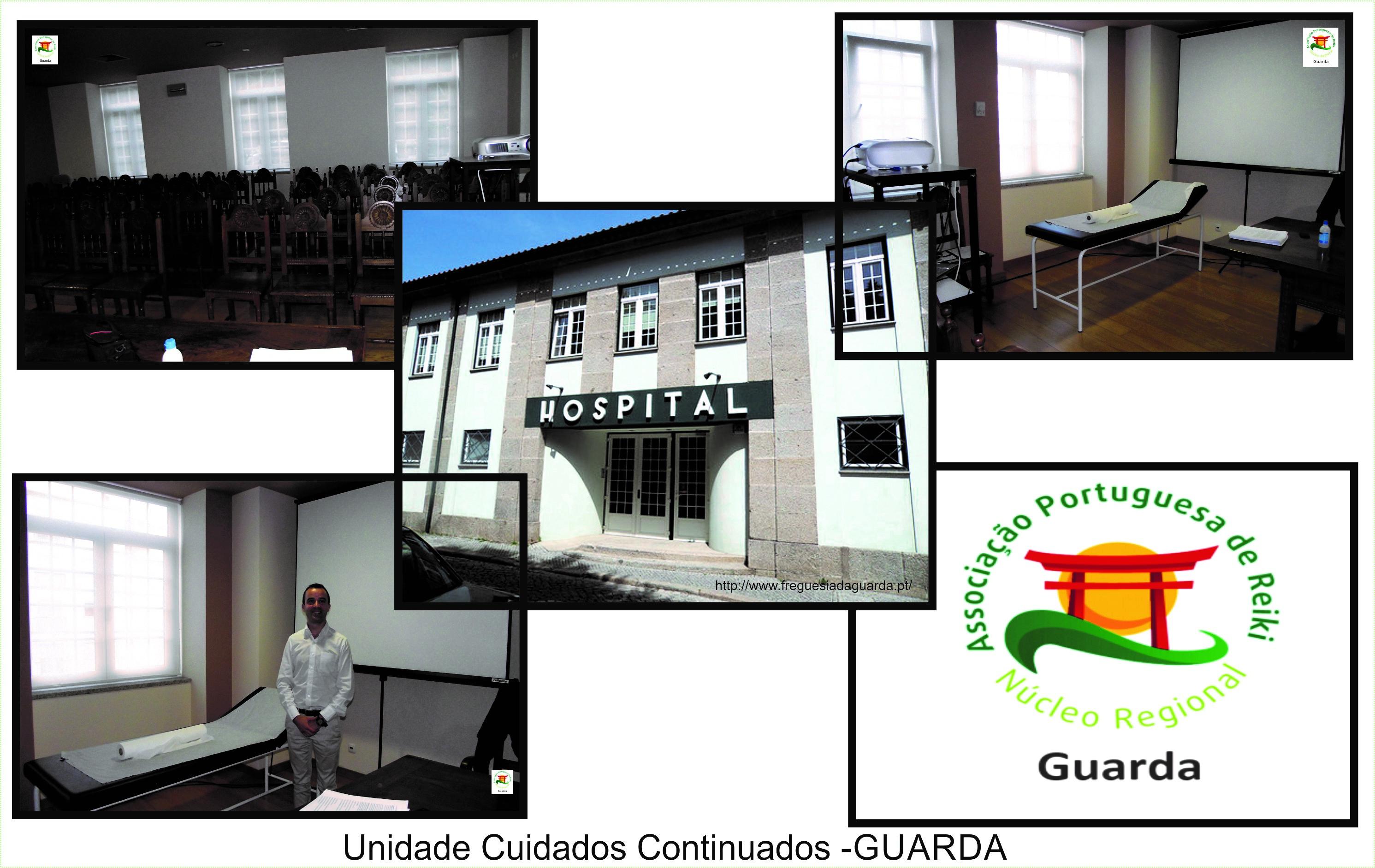 SESSÃO DE ESCLARECIMENTO NA UNIDADE CUIDADOS CONTINUADOS – GUARDA