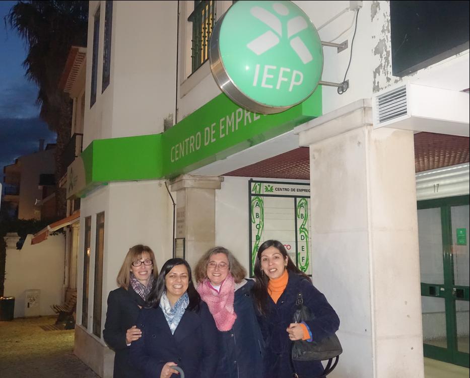 Apresentação e demonstração sobre Reiki no IEFP