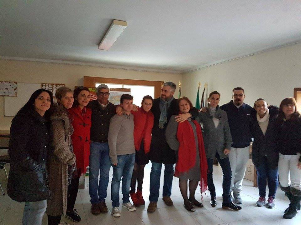 Natal Solidário de Reiki na Junta de Freguesia de São Tiago de Candoso