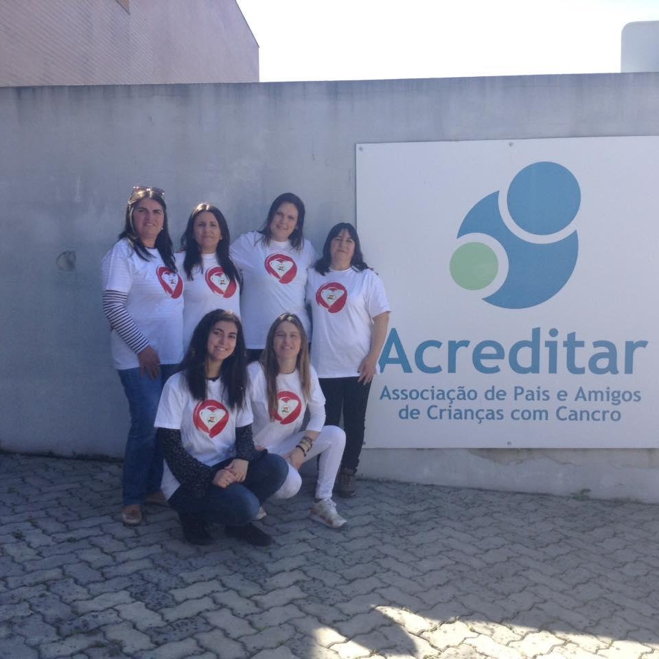 Divulgação de Reiki na Associação Acreditar em Coimbra