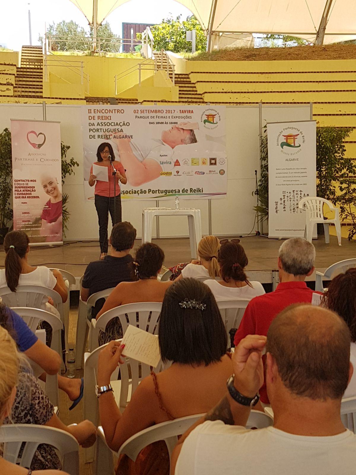 II Encontro de Reiki no Algarve