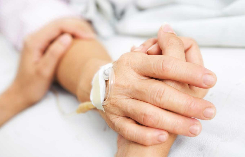 Testemunho de voluntariado a pacientes com doença oncológica