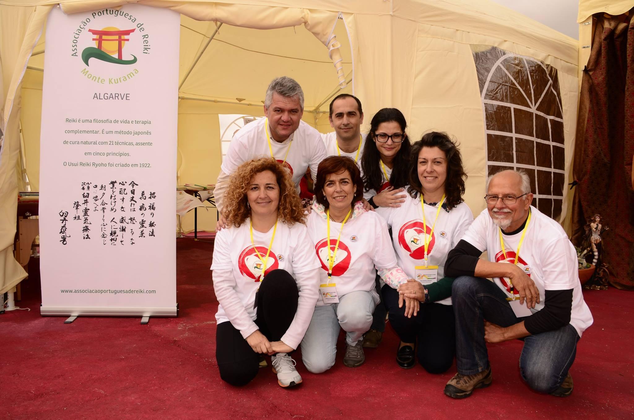 O trabalho da Associação Portuguesa de Reiki no Algarve