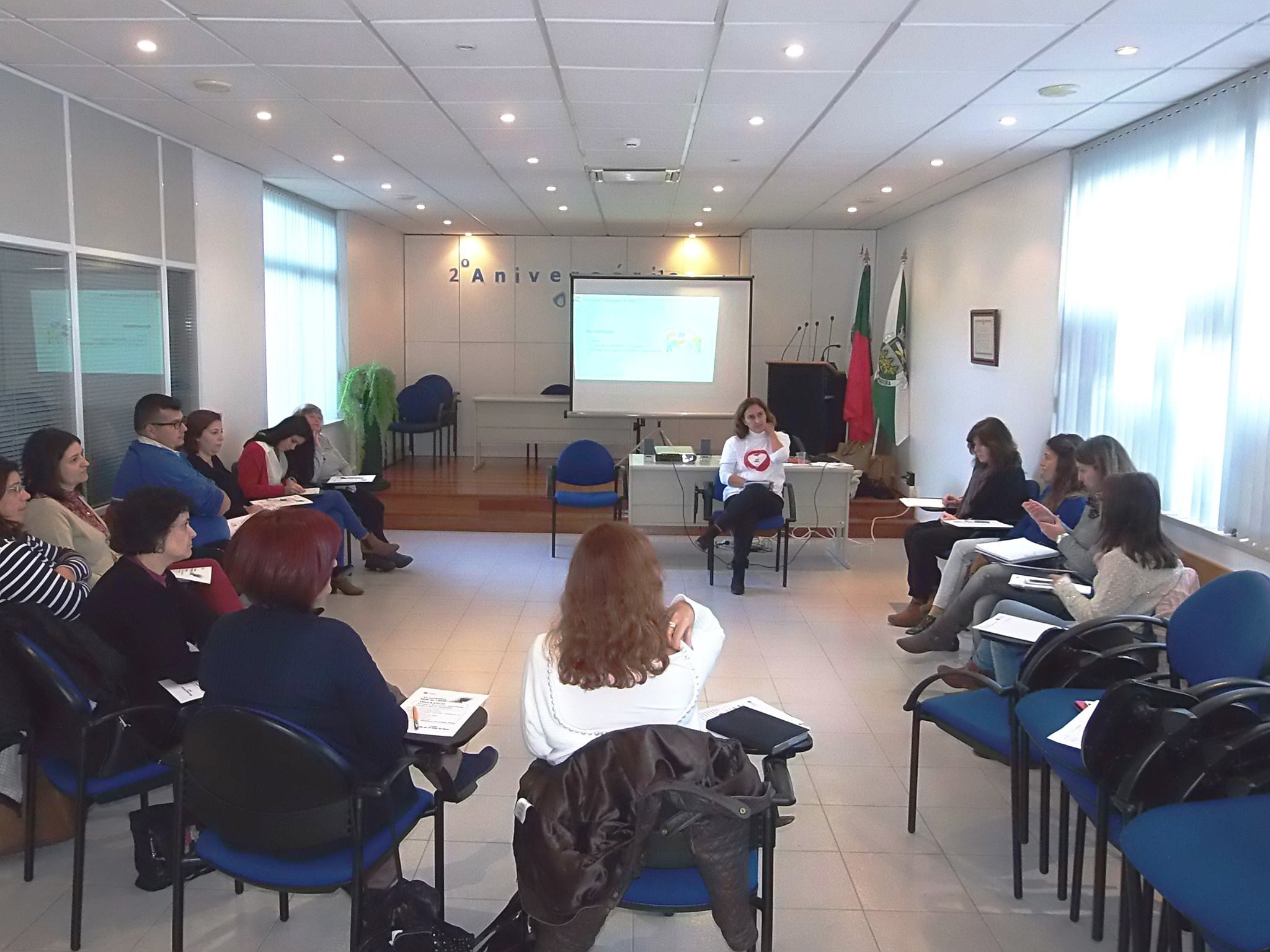 "Workshop ""Stress e Burnout: Identificar sinais e gerir recursos"""