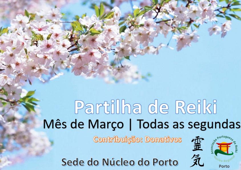 Reiki Sabe Cuidar – Núcleo do Porto