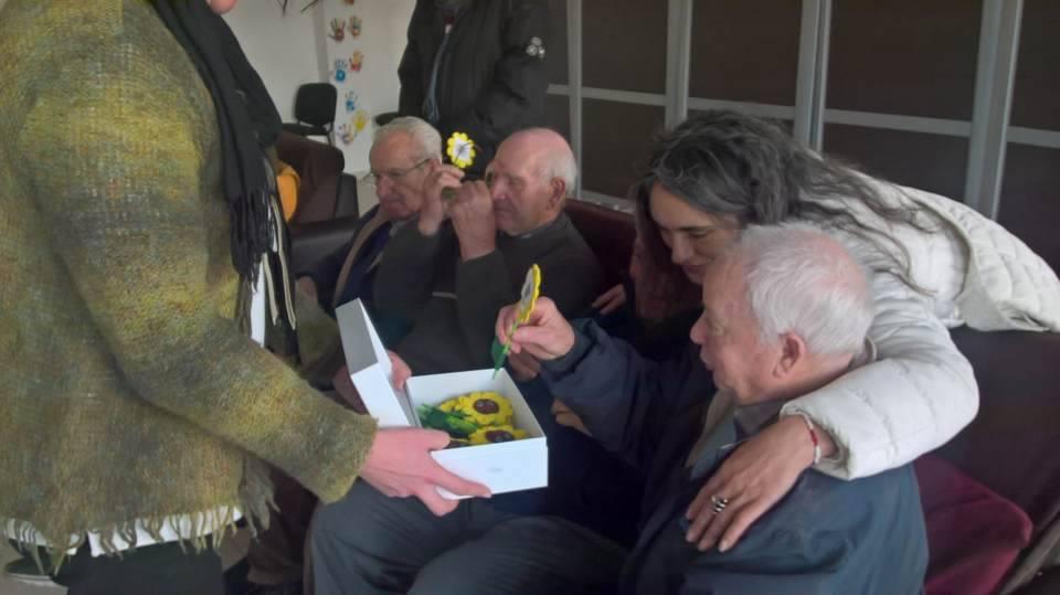 Relatório voluntariado – Associação para o Desenvolvimento de São Miguel de Paredes