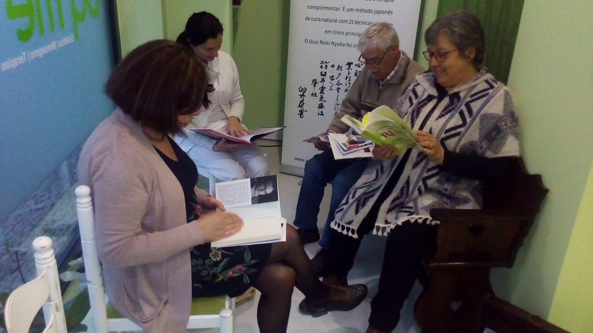 Cantinho de Leitura Março – Núcleo do Porto
