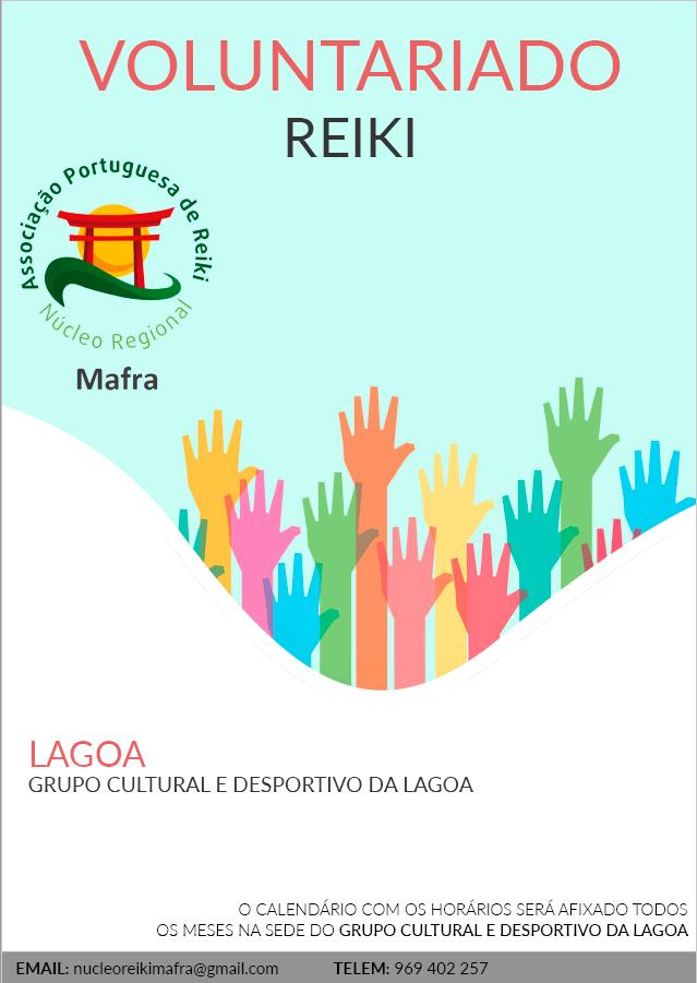 Voluntariado Reiki – Núcleo Mafra