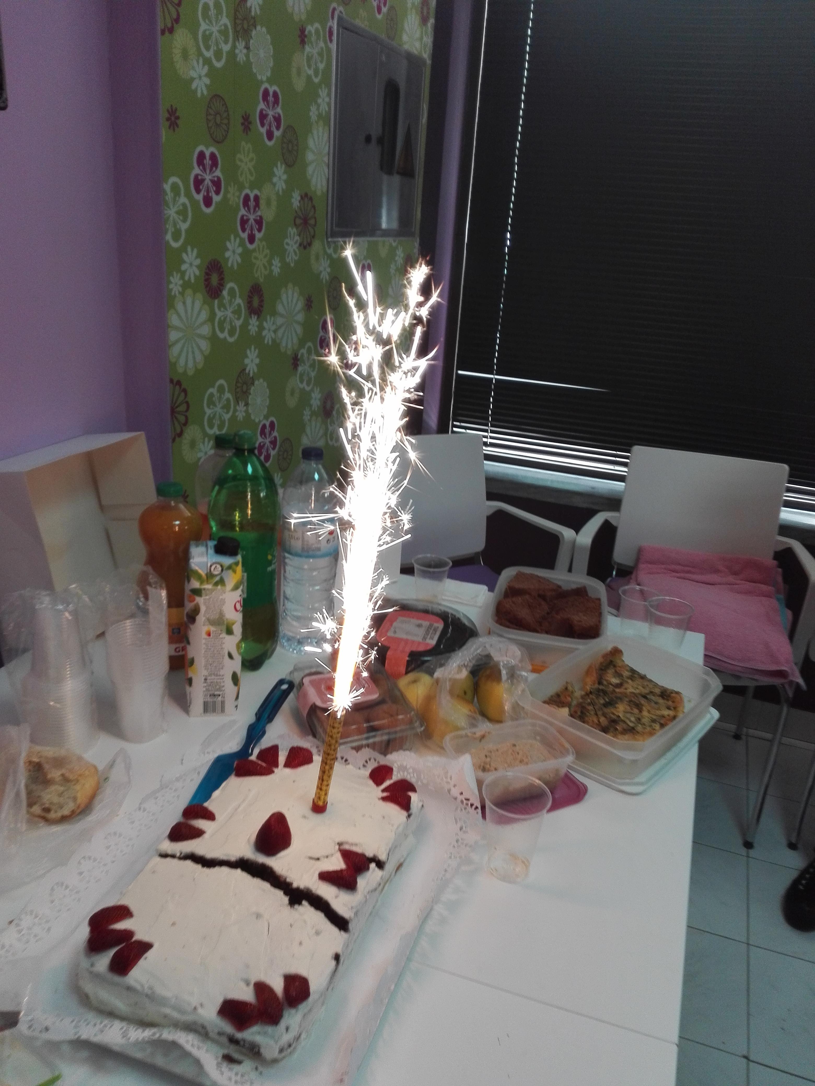 Aniversário do núcleo de Reiki de Mira de Aire