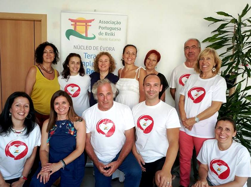Comemoração Dia Internacional do Reiki Évora | 2018