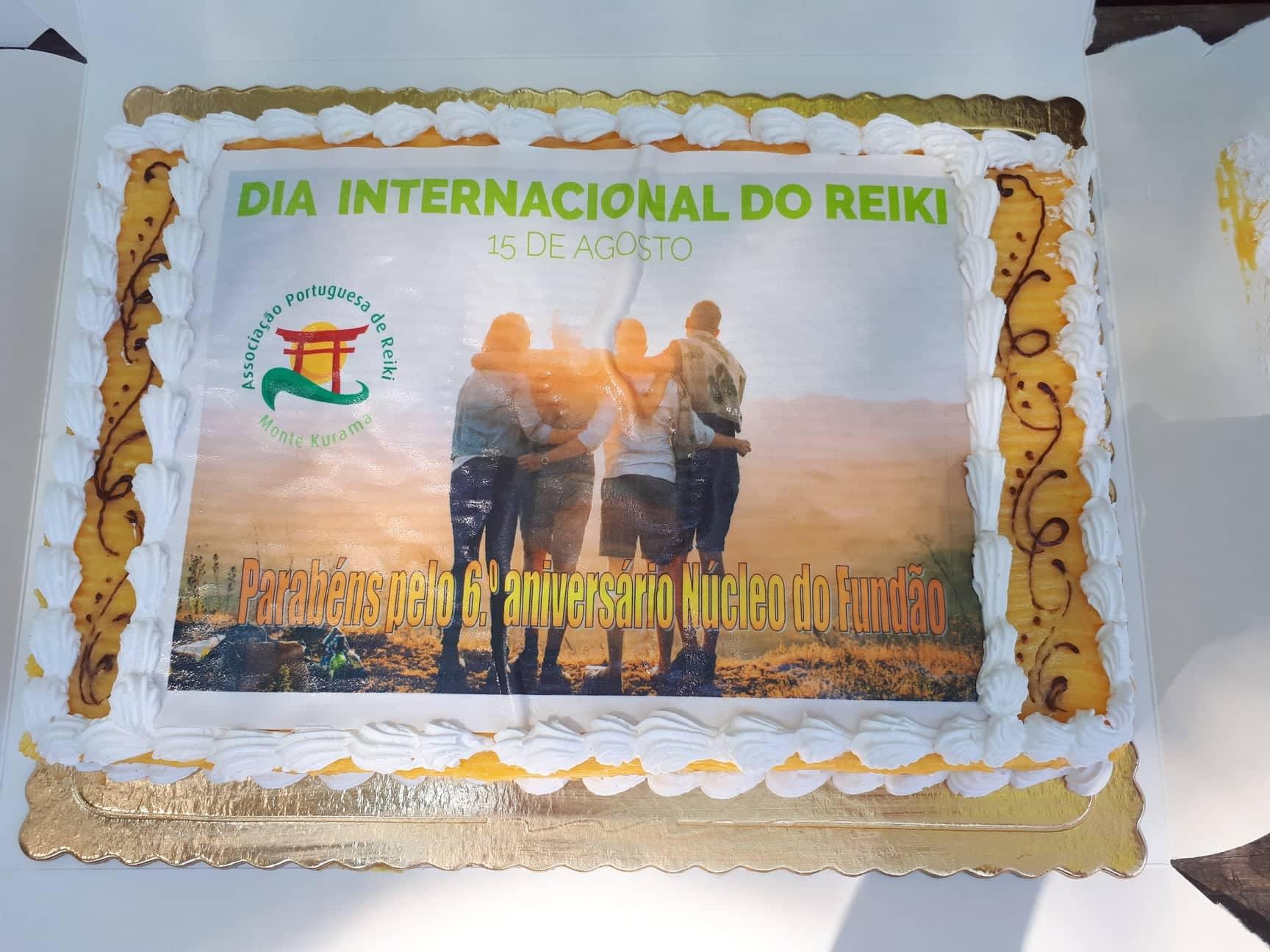 Dia Internacional do Reiki – Núcleo do Fundão da Associação Portuguesa de Reiki