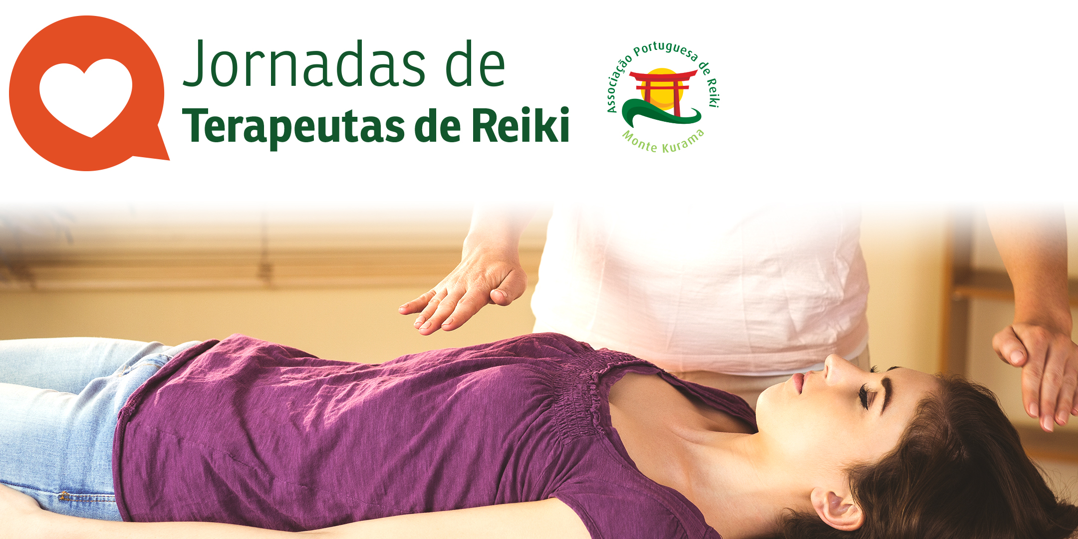 Jornadas de Terapeutas de Reiki em Montalegre