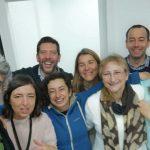 Encontro de Natal dos voluntários na sede da Associação Portuguesa de Reiki