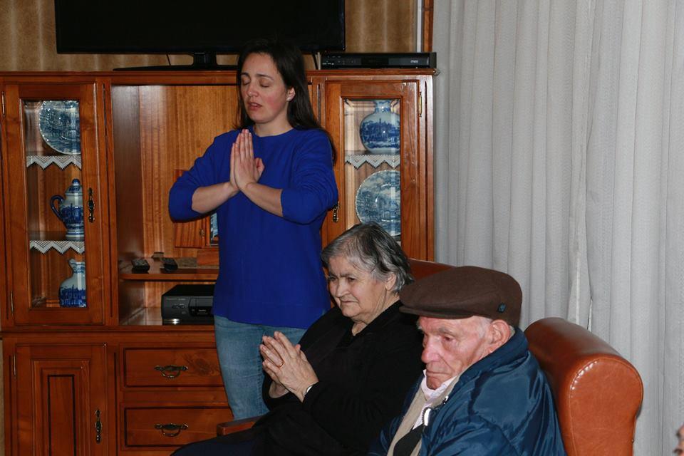 Evento de Reiki na Santa Casa da Misericórdia em Montalegre