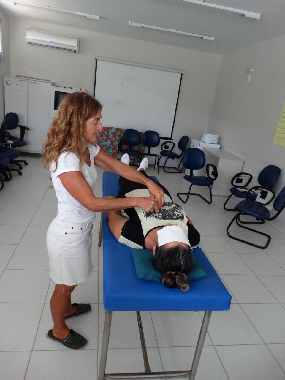 Unidade de saúde de Florianópolis oferece sessões de Reiki aos pacientes